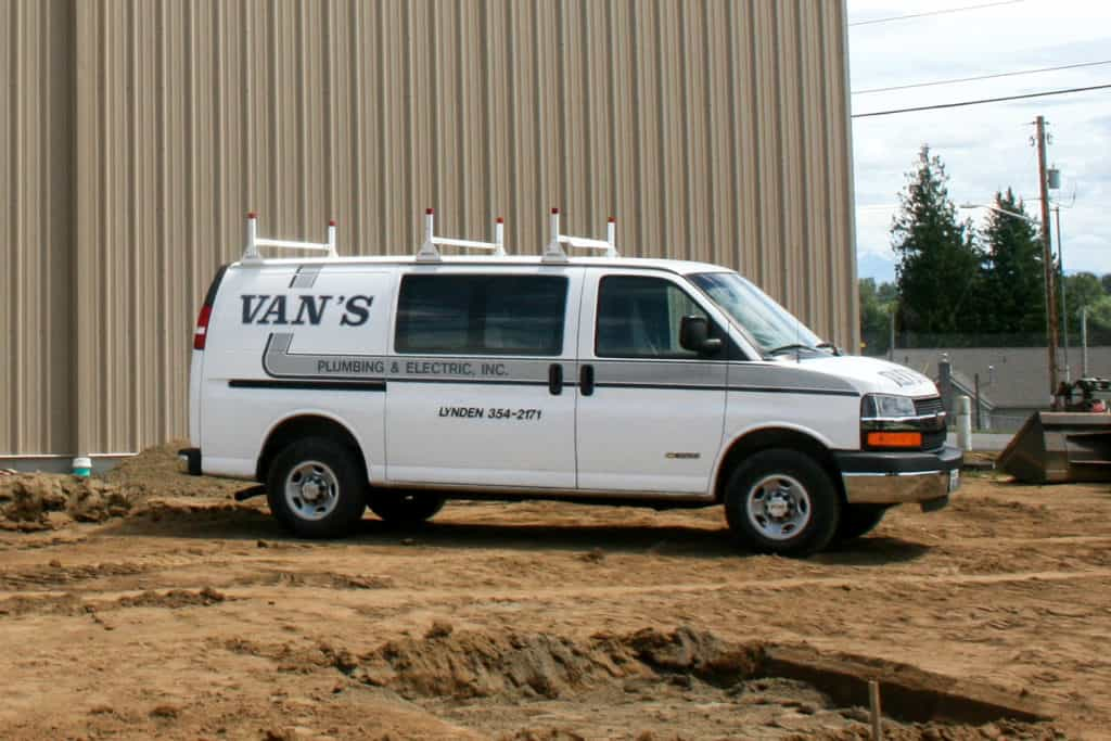 Van's Plumbing & Electric offers plumbing, electrical, and HVAC services throughout Northwest Washington.