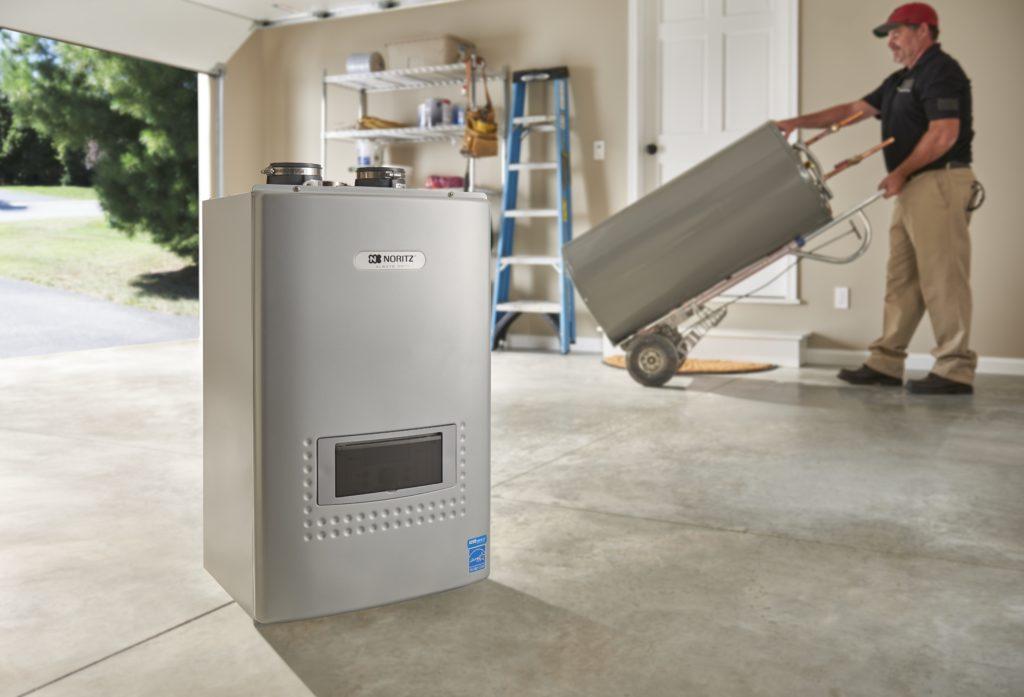 Tankless Water Heaters Sales Amp Service Van S Plumbing